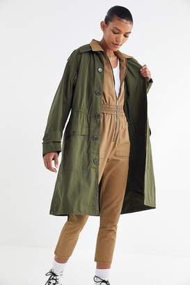 Urban Renewal Vintage Surplus Trench Coat