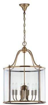 Safavieh Sutton Place Six-Light Pendant Lamp