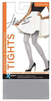 Hanes Women's X-Temp Opaque Tight With Smoothing Panty