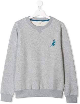 Paul Smith TEEN embroidered Dino sweatshirt