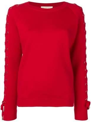 MICHAEL Michael Kors lace-up jumper