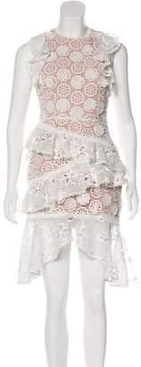 Alexis Sleeveless Lace Dress