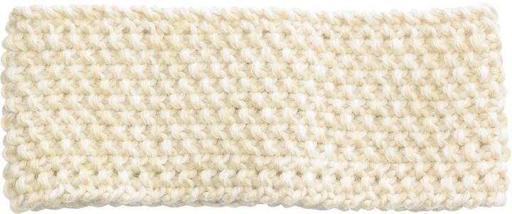 The North Circular Ski cable-knit wool headband