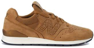 New Balance Sneaker 996 Reengineered In Nabuk Leather And Fabric