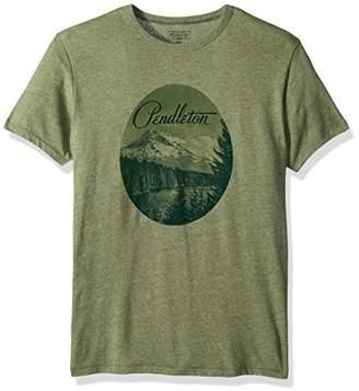 Pendleton Men's Short Sleeve Mt. Hood T-Shirt
