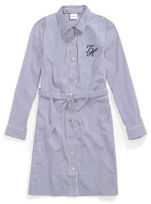 Tommy Hilfiger Belted Shirtdress