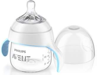 Philips Avent Natural Training Bottle White