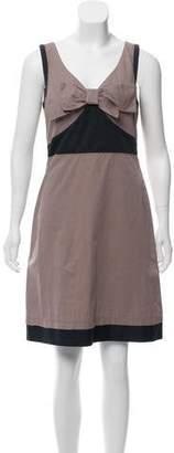 See by Chloe Bicolor Mini Dress