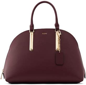 Aldo Faux Leather Satchel