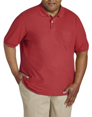 Canyon Ridge Men's Short Sleeve Pocket Pique Polo