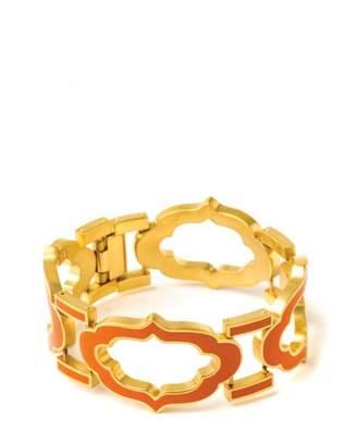 Spartina 449 New Orange Bracelet $48 thestylecure.com