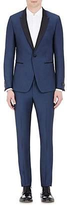 Paul Smith Men's Kensington Wool-Mohair One-Button Tuxedo - Dk. Blue