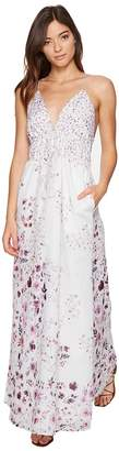 The Jetset Diaries Flora Maxi Dress Women's Dress