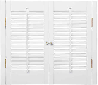 JCPenney JCP HOME Home Traditional Wood Interior Shutters - 2 Panels