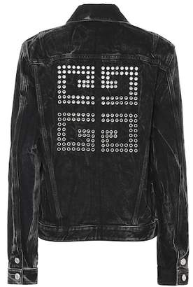 Givenchy Embellished denim jacket
