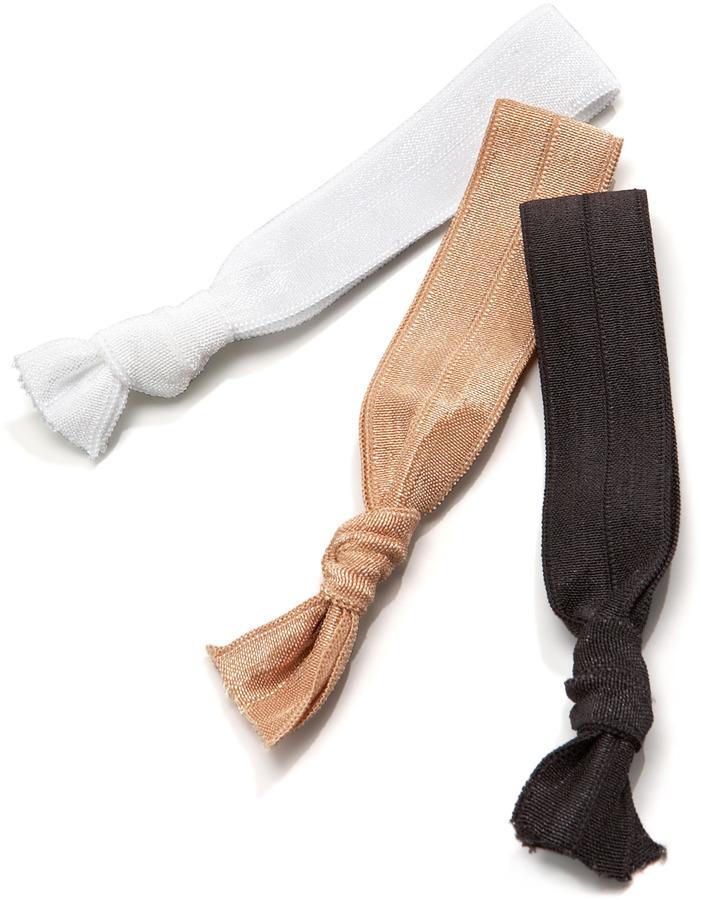 Angela Twistband Hair-Tie Set