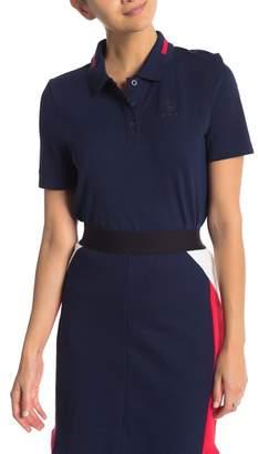 Reebok Short Sleeve Pique Polo