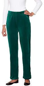 Factory Quacker Short Velour Pants with Pockets