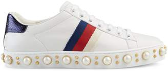 Ace studded sneaker $980 thestylecure.com