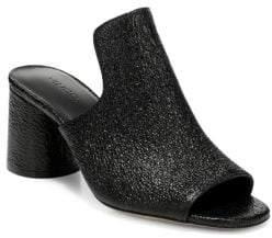 Vince Tanay Leather Slide
