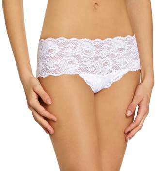 Cosabella Women's Never Say Never Low Rise Hottie Hotpant Panty,Small/Medium