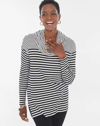 Zenergy Mixed Stripe Tunic