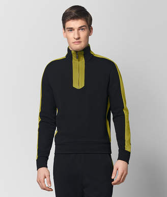 Bottega Veneta NERO COTTON SWEATER