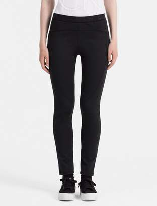 Calvin Klein milano jersey leggings
