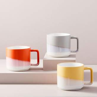 west elm Sunset Stackable Mugs