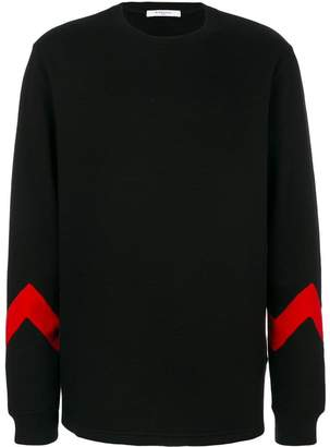 Givenchy crew neck jumper