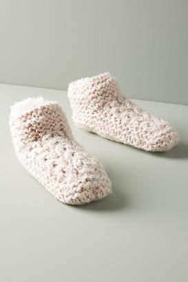 Lemon Cloud Slippers