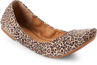 Lucky Brand Leopard Print Elysia Ballet Flats