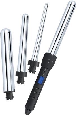 D.E.P.T Cortex Professional 4 In1 Titanium Curling Iron Set