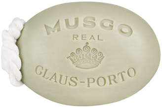 Musgo Real Oak Moss Soap on a Rope, 6.7 oz. / 190 g