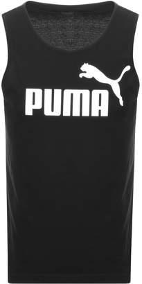 Puma Essentials Regular Fit Vest Black