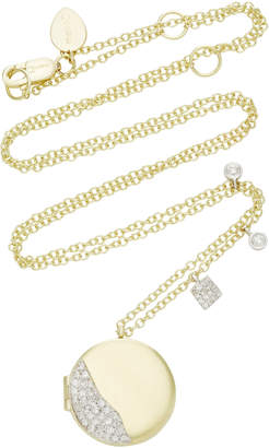 Meira T 14K Gold Diamond Necklace