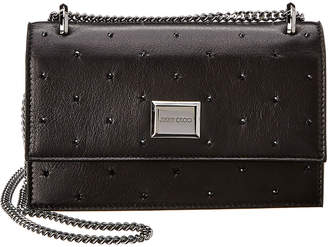 Jimmy Choo Leni Leather Crossbody