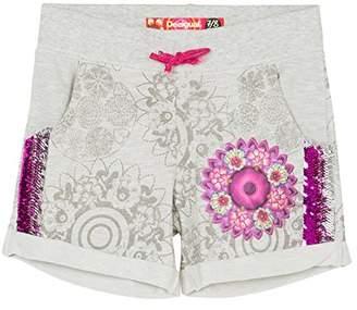 Desigual Girl's Mallard Shorts,(Manufacturer Size:13/14)