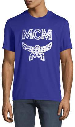 MCM Men's Logo Graphic T-Shirt