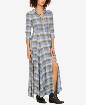 Denim & Supply Ralph Lauren Maxi Dress $165 thestylecure.com