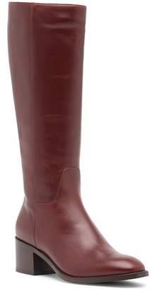 Aquatalia Justina Calf Leather Tall Boot