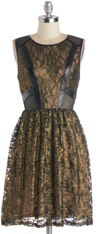 Au-Inspiring Dress