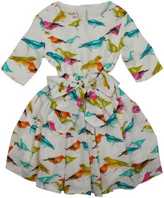 Teela Nyc Fit Flare Dress