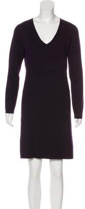 Theory Wool Sheath Dress
