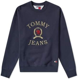 Tommy Jeans 6.0 Crest Crew Sweat M11