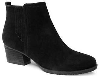 Blondo Izzabel Suede Booties