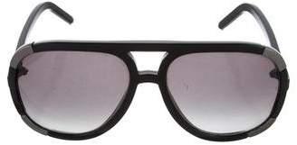 Chloé Aviator Tinted Sunglasses
