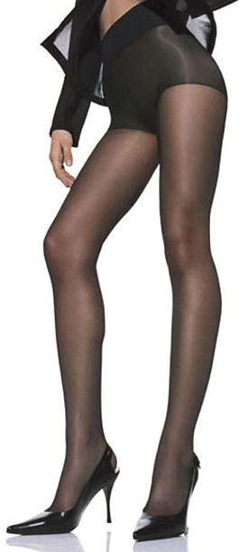Hanes silk reflections waist smoother extended control top pantyhose