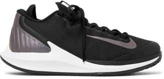 Nike Tennis Nikecourt Air Zoom Zerorubber-Trimmed Canvas Tennis Sneakers