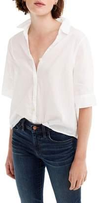 J.Crew J. CREW Short Sleeve Button-Up Shirt